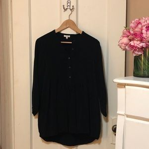 Wilfred Pleated Blouse